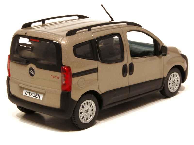 citro n nemo xtr 2009 norev 1 43 autos miniatures tacot. Black Bedroom Furniture Sets. Home Design Ideas