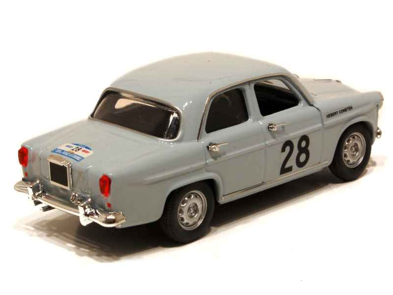 alfa romeo giulietta ti tour de france 1958 rio 1 43 autos miniatures tacot. Black Bedroom Furniture Sets. Home Design Ideas