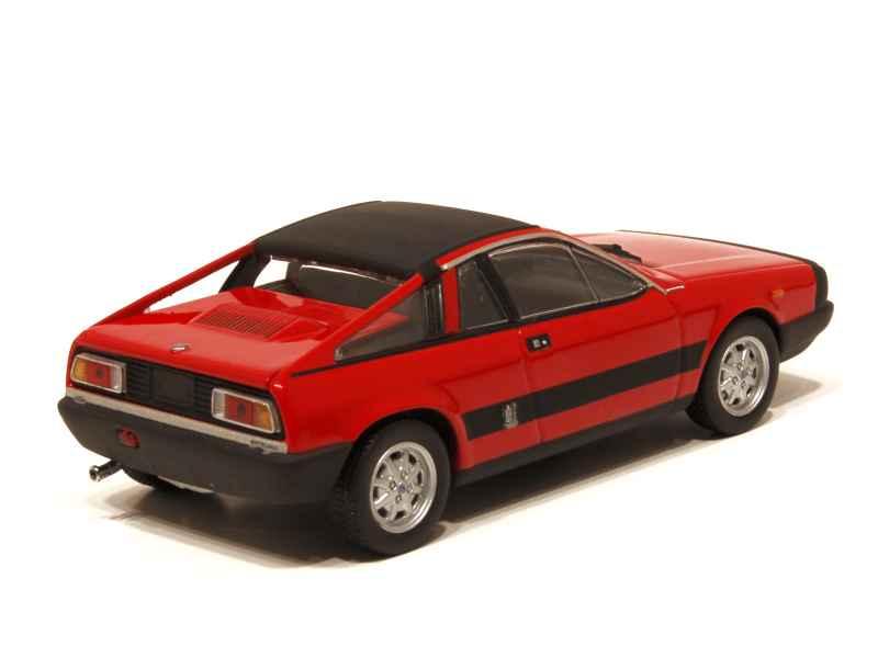 Lancia - Beta Montecarlo 1980 - Minichamps - 1  43