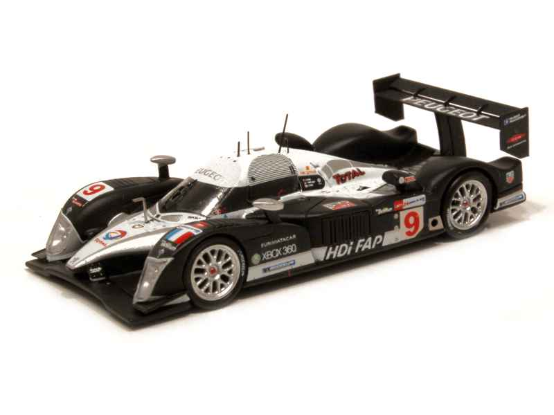 peugeot 908 hdi fap le mans 2008 spark model 1 87 autos miniatures tacot. Black Bedroom Furniture Sets. Home Design Ideas
