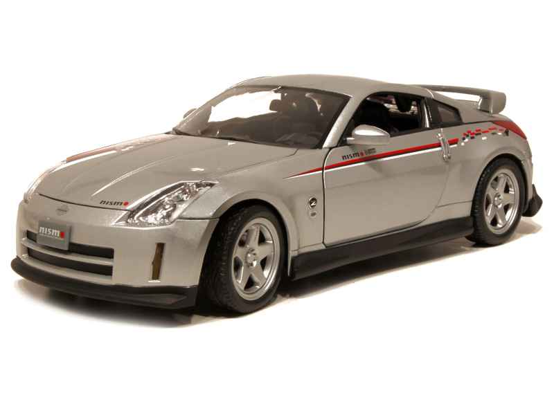 nissan 350z 2003 welly 1 18 autos miniatures tacot. Black Bedroom Furniture Sets. Home Design Ideas