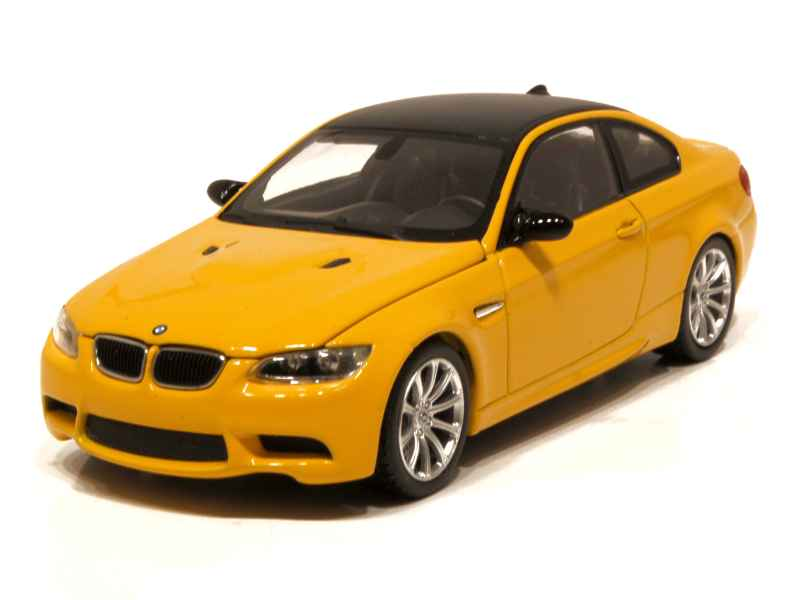 bmw m3 coup e92 2007 minichamps 1 43 autos miniatures tacot. Black Bedroom Furniture Sets. Home Design Ideas