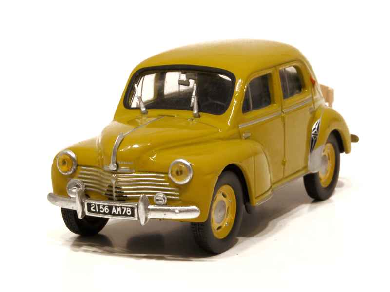 60422 Renault 4CV Grand Luxe 1951