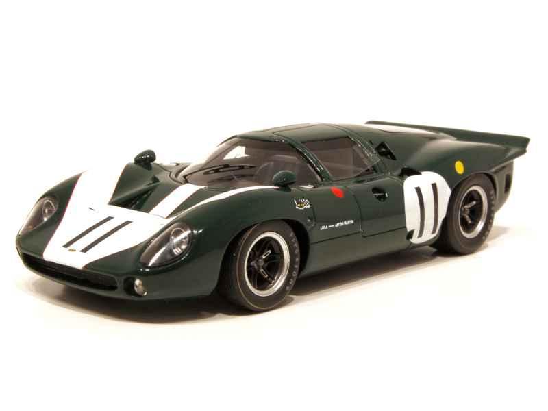 Lola T70 Mkii Aston Martin Le Mans 1967 Spark Model