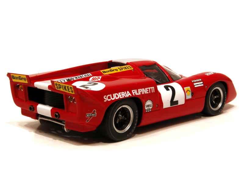 Lola - T70 Mkiiib Le Mans 1969 - Spark Models  43