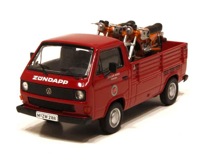 volkswagen combi t3b pick up premium classixxs 1 43 autos miniatures tacot. Black Bedroom Furniture Sets. Home Design Ideas