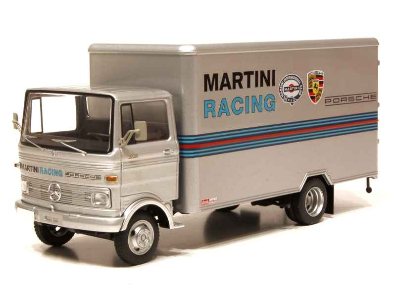 60643 Mercedes LP 608 Porsche Martini Racing