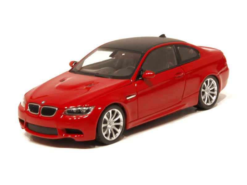 bmw m3 coup e92 2008 minichamps 1 43 autos miniatures tacot. Black Bedroom Furniture Sets. Home Design Ideas