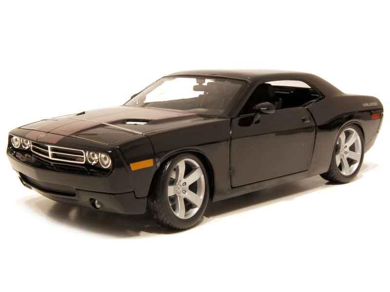 Dodge Challenger Concept Car 2006 Maisto 1 18