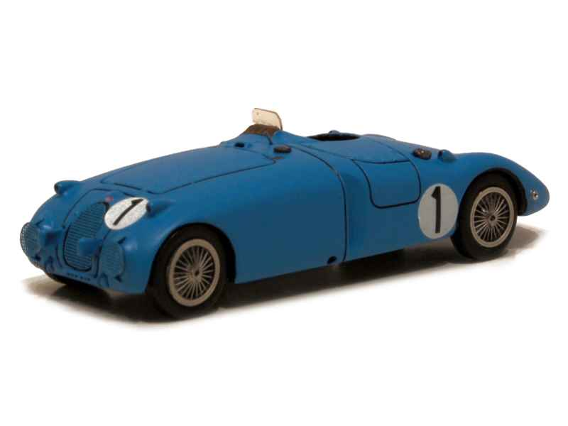 bugatti type 57c tank le mans 1939 spark model 1 87 autos miniatures. Black Bedroom Furniture Sets. Home Design Ideas
