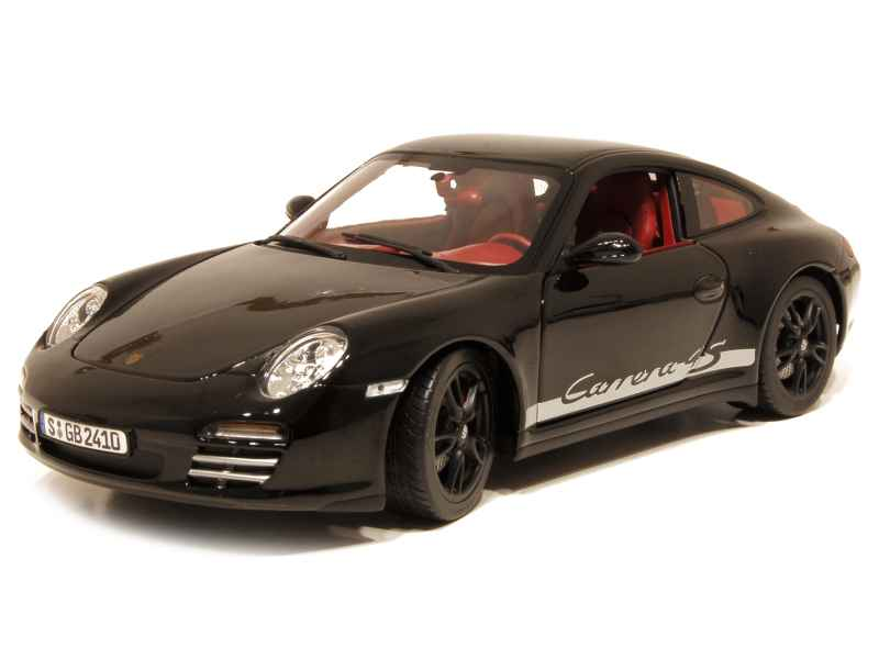 porsche 911 997 carrera 4s 2008 norev 1 18 autos miniatures tacot. Black Bedroom Furniture Sets. Home Design Ideas