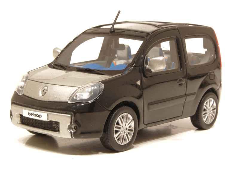 Renault Kangoo Bebop 2009 Autre 143 Autos Miniatures Tacot