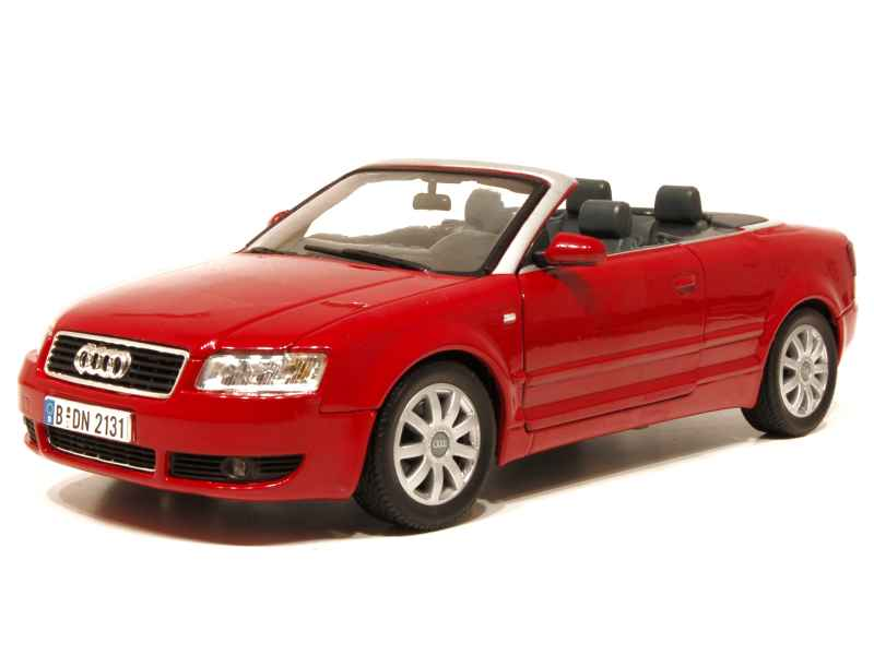 audi a4 cabriolet 2004 mondo motors 1 18 autos. Black Bedroom Furniture Sets. Home Design Ideas