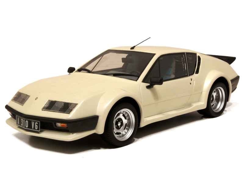 alpine a310 v6 pack gt 1984 ottomobile 1 18 autos miniatures tacot. Black Bedroom Furniture Sets. Home Design Ideas