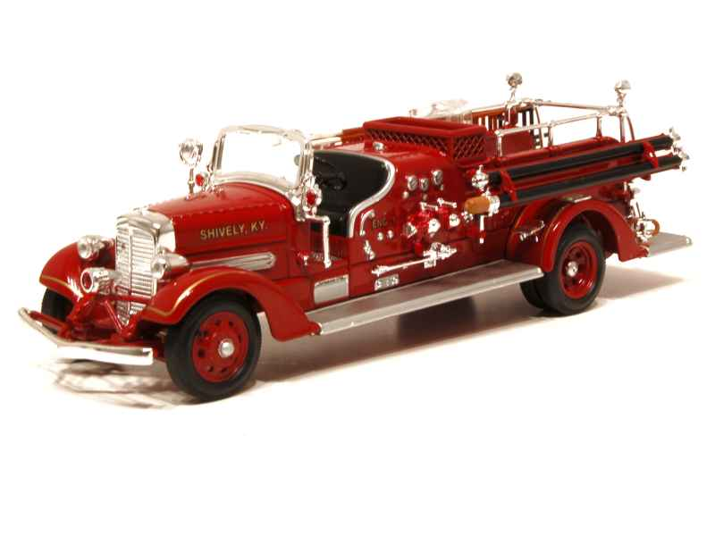 61066 Ahrens Fox VC Fire Engine 1938