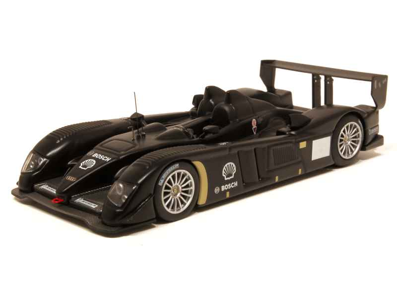 61156 Audi R10 TDi Test Car 2007