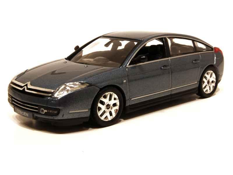 citro n c6 2005 norev 1 43 autos miniatures tacot. Black Bedroom Furniture Sets. Home Design Ideas