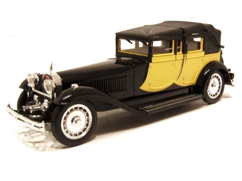 bugatti type 41 royale 1927 rio 1 43 autos miniatures tacot. Black Bedroom Furniture Sets. Home Design Ideas