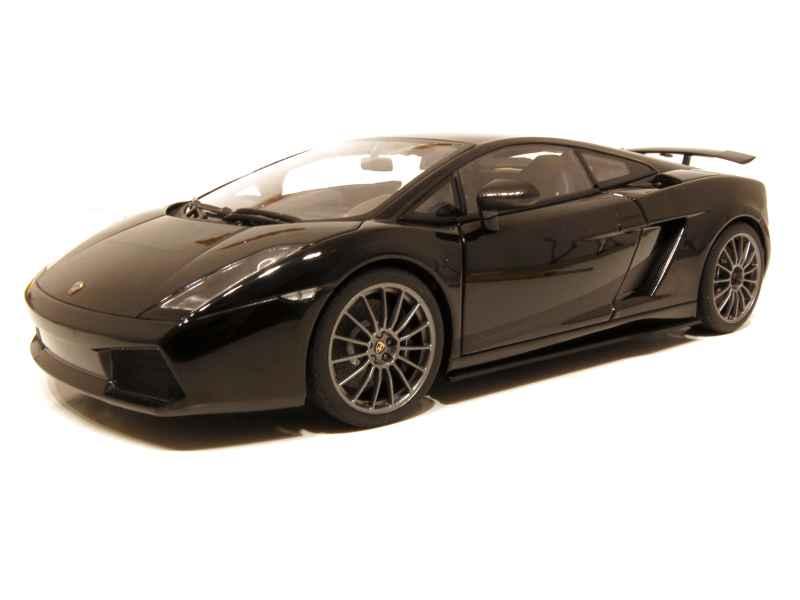 lamborghini gallardo superleggera 2007 autoart 1 18 autos miniatures tacot. Black Bedroom Furniture Sets. Home Design Ideas