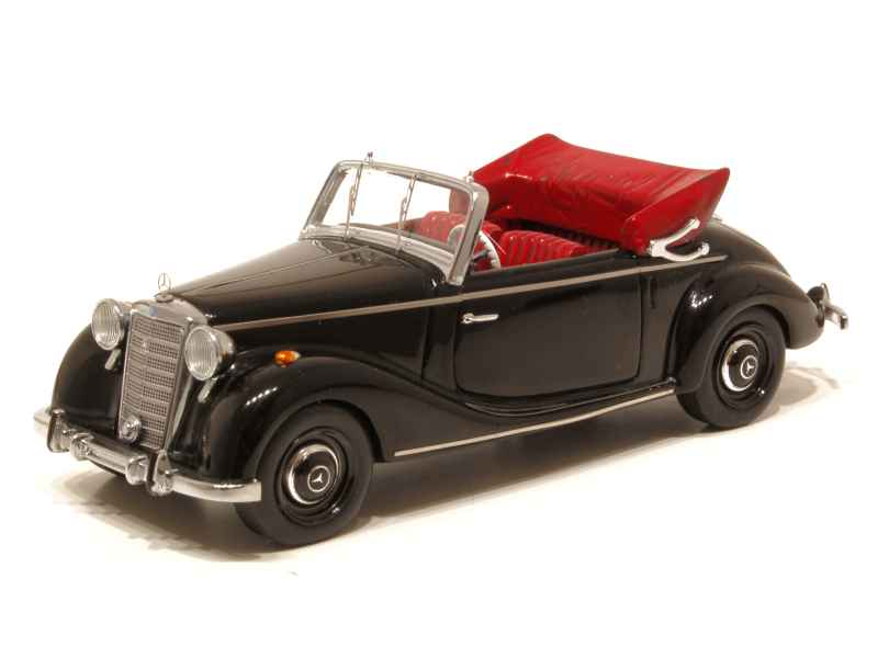 61407 Mercedes 170 S Cabriolet B