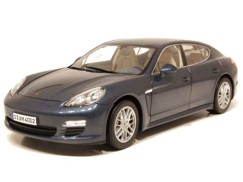 porsche panamera s 2009 norev 1 18 autos miniatures tacot. Black Bedroom Furniture Sets. Home Design Ideas