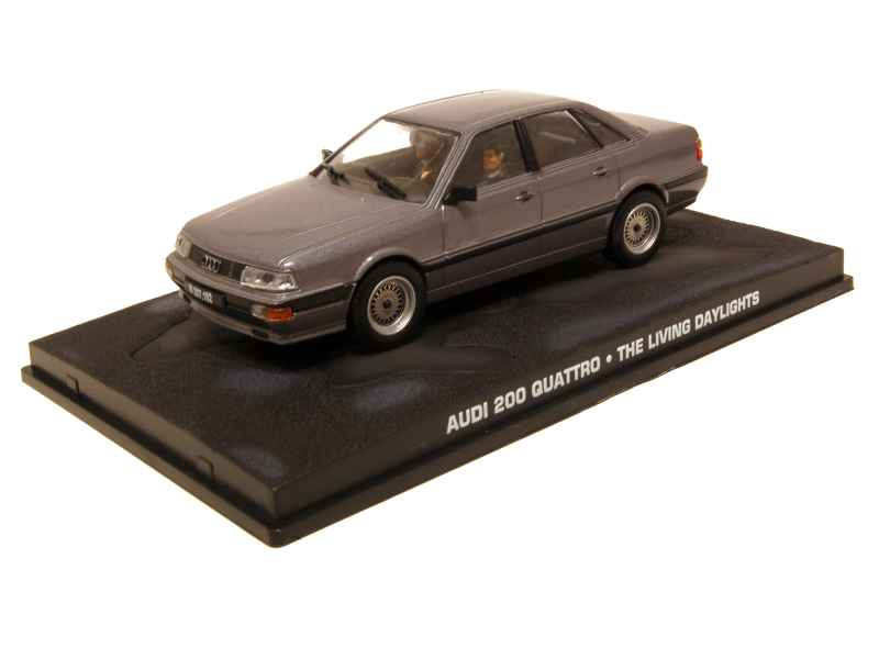 61445 Audi 200 Quattro James Bond 007