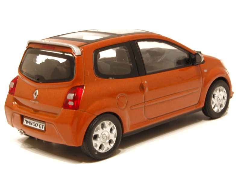renault twingo ii gt 2008 oliex 1 43 autos miniatures tacot. Black Bedroom Furniture Sets. Home Design Ideas