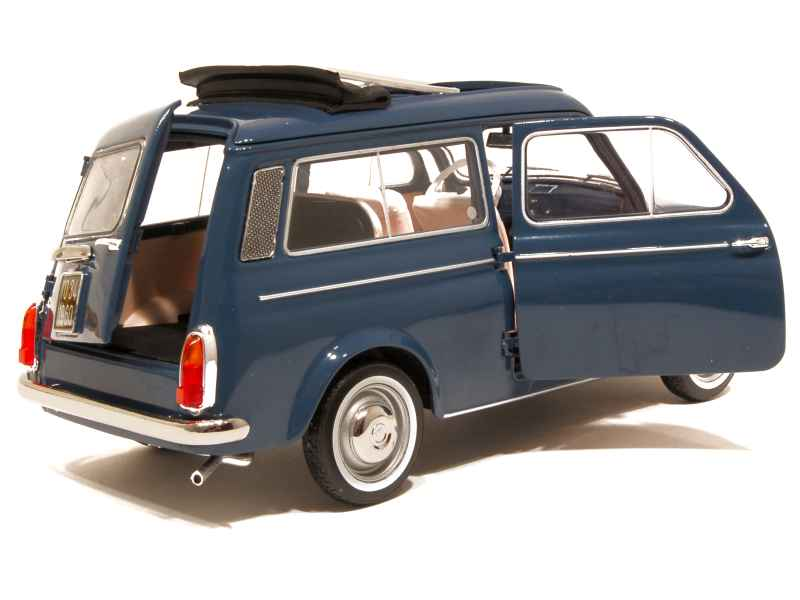 fiat 500 jardiniere 1960 norev 1 18 autos miniatures tacot. Black Bedroom Furniture Sets. Home Design Ideas