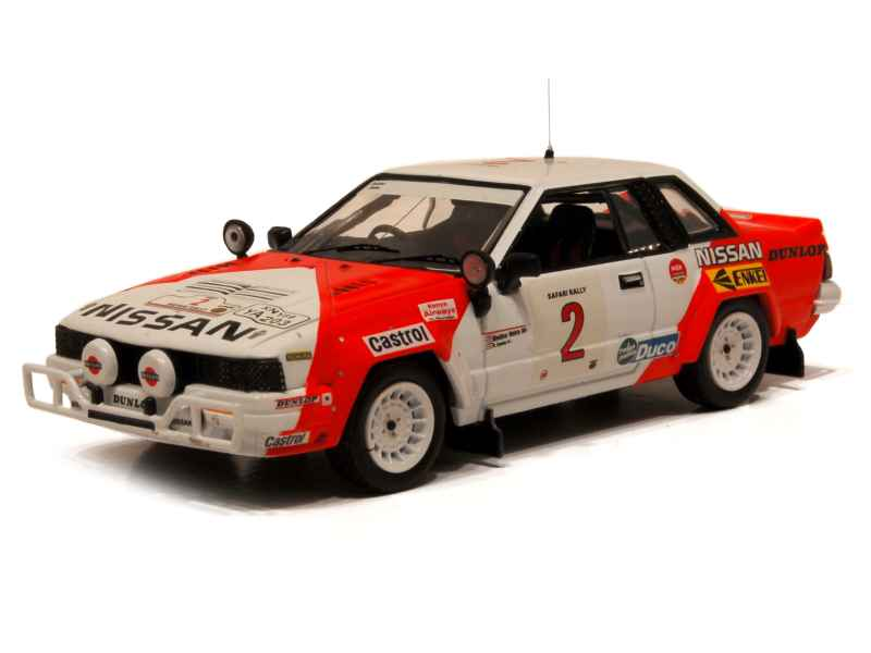 61833 Nissan 240 RS Safari Rally 1984