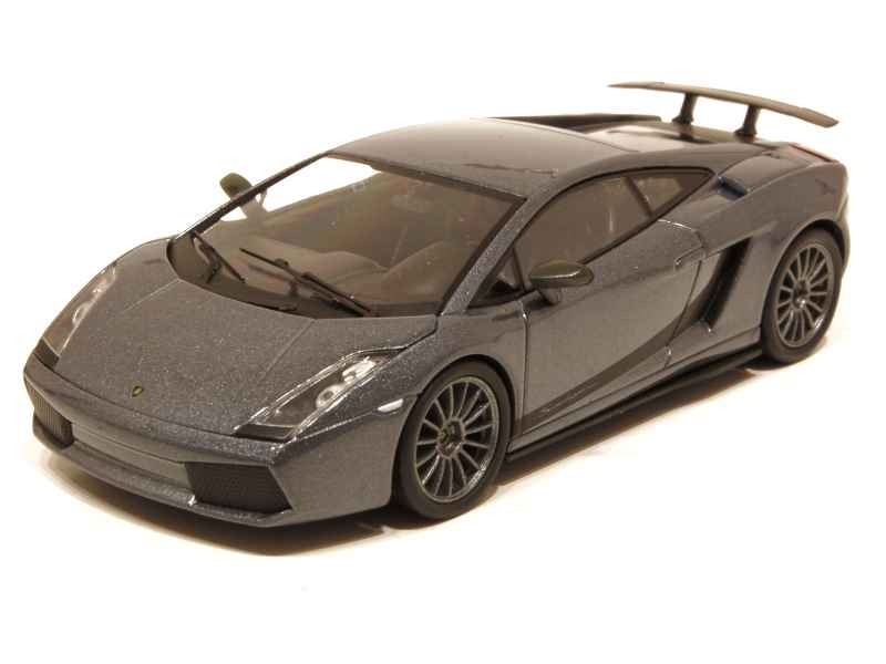 lamborghini gallardo superleggera 2007 kyosho 1 43 autos miniatures tacot. Black Bedroom Furniture Sets. Home Design Ideas
