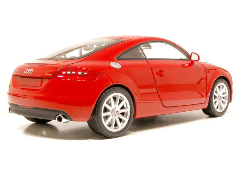 audi tt coup 2006 minichamps 1 18 autos. Black Bedroom Furniture Sets. Home Design Ideas