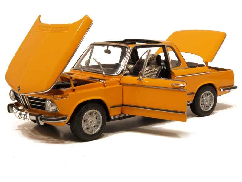 Bmw 2002 Cabriolet Baur E10 Autoart 1 18 Autos