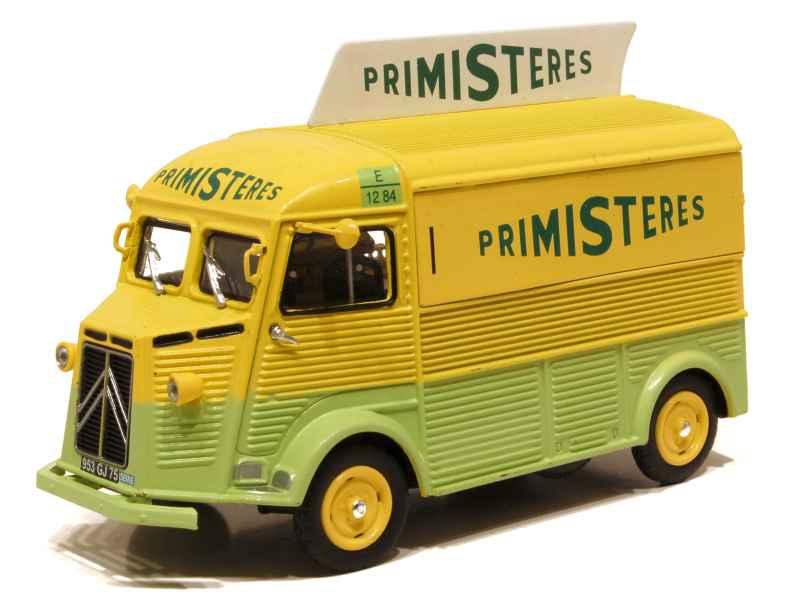 citro n hy magasin 1957 mod le presse h 1 43 autos. Black Bedroom Furniture Sets. Home Design Ideas