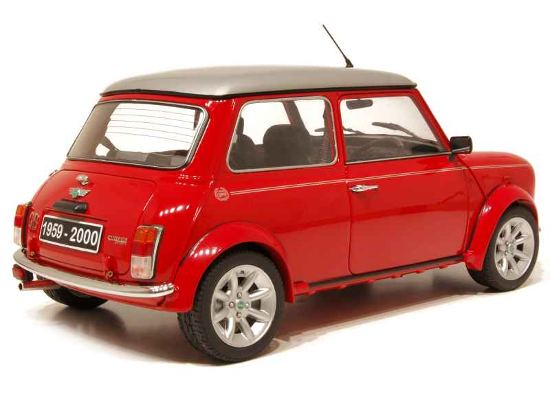 Rover - Mini Cooper Sport 2000 - Premium Classixxs  12