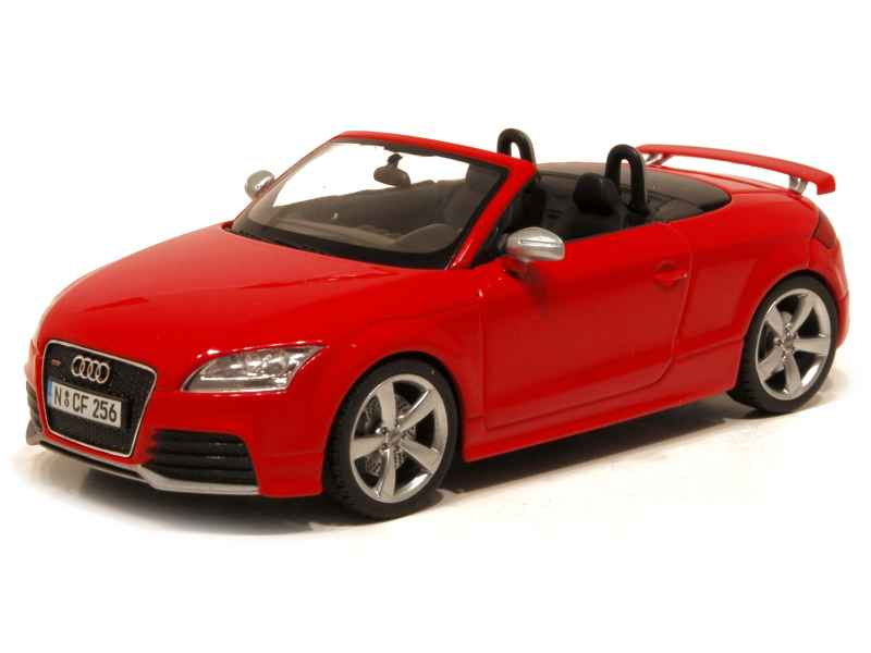 audi tt rs roadster 2009 schuco 1 43 autos. Black Bedroom Furniture Sets. Home Design Ideas