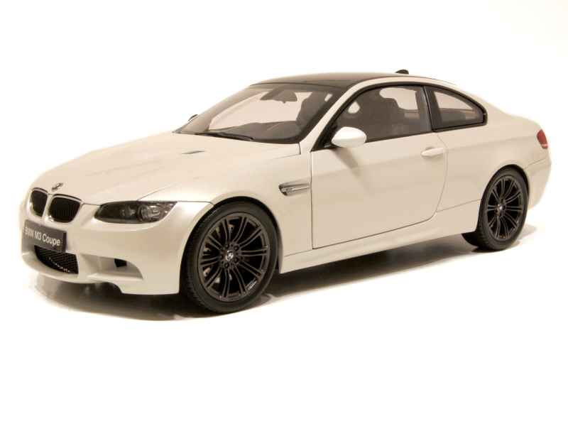 bmw m3 coup e92 2007 kyosho 1 18 autos miniatures tacot. Black Bedroom Furniture Sets. Home Design Ideas
