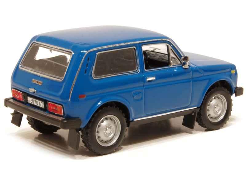 lada 2121 niva 4x4 1981 ist 1 43 autos miniatures tacot. Black Bedroom Furniture Sets. Home Design Ideas