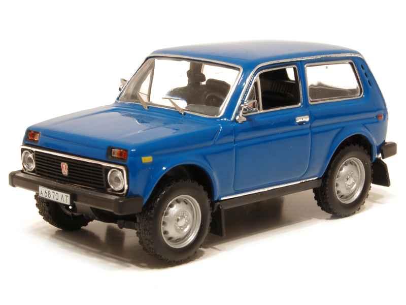 lada 2121 niva 4x4 1981 ist 1 43 autos miniatures. Black Bedroom Furniture Sets. Home Design Ideas