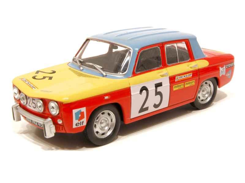 renault r8 gordini coupe 1969 mod le presse h 1 43 autos miniatures tacot. Black Bedroom Furniture Sets. Home Design Ideas