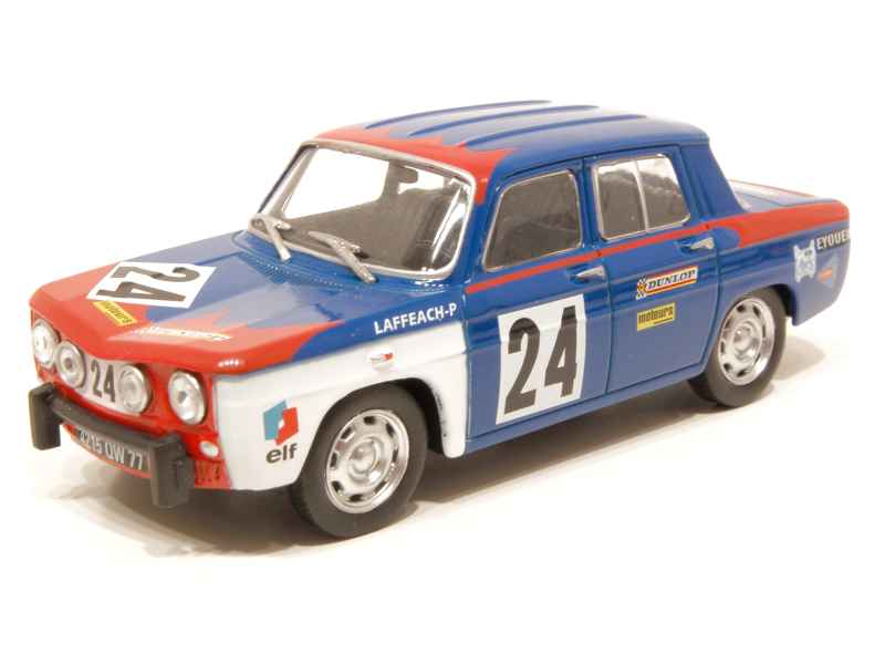 renault r8 gordini coupe 1969 x press h 1 43 autos miniatures tacot. Black Bedroom Furniture Sets. Home Design Ideas