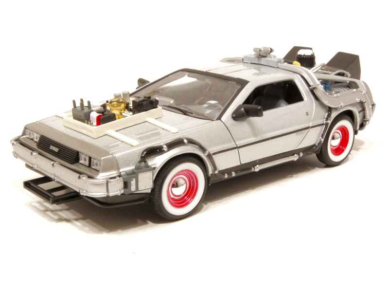 62936 DMC DeLorean Back To The Future