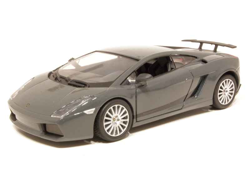 lamborghini gallardo superleggera 2007 mondo motors 1 24 autos miniatures tacot. Black Bedroom Furniture Sets. Home Design Ideas