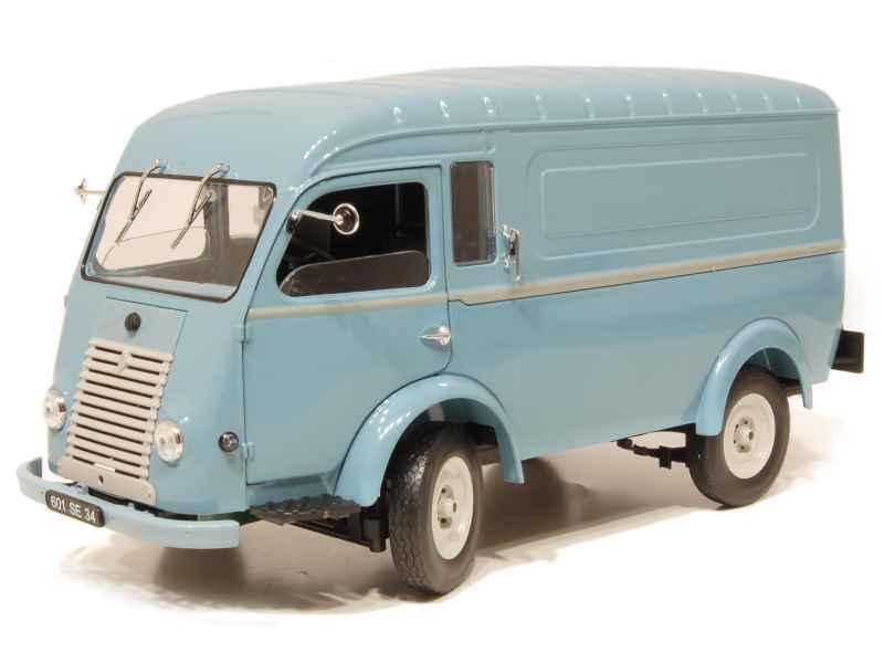 renault go lette 1000 kg fourgon 1959 solido 1 20 autos miniatures tacot. Black Bedroom Furniture Sets. Home Design Ideas