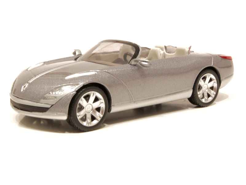 Renault Nepta Concept Car 2006 Norev 143 Autos Miniatures Tacot