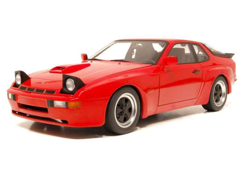 porsche 924 carrera gt 1980 autoart 1 18 autos miniatures tacot. Black Bedroom Furniture Sets. Home Design Ideas