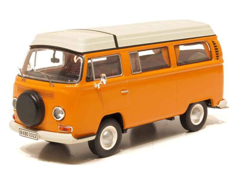 volkswagen combi t2a camper premium classixxs 1 43 autos miniatures tacot. Black Bedroom Furniture Sets. Home Design Ideas
