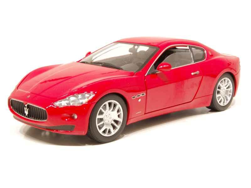 maserati granturismo 2007 mondo motors 1 24 autos. Black Bedroom Furniture Sets. Home Design Ideas