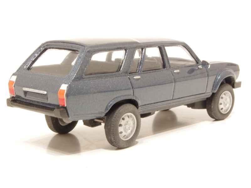 peugeot 504 break dangel 4x4 prestige turbo 1 43 autos miniatures tacot. Black Bedroom Furniture Sets. Home Design Ideas