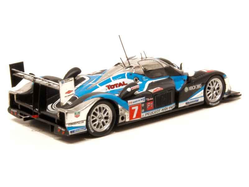 peugeot 908 hdi fap le mans 2009 spark model 1 87 autos miniatures tacot. Black Bedroom Furniture Sets. Home Design Ideas