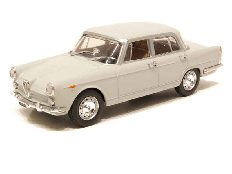alfa romeo 2000 berline 1957 starline 1 43 autos miniatures tacot. Black Bedroom Furniture Sets. Home Design Ideas